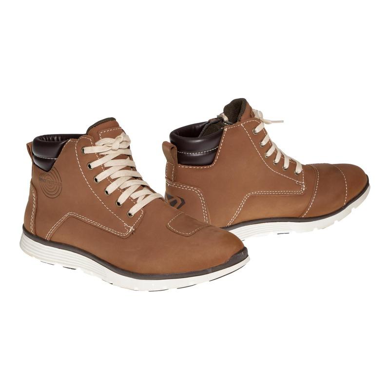 Chaussures moto Ixon Akron WP moka