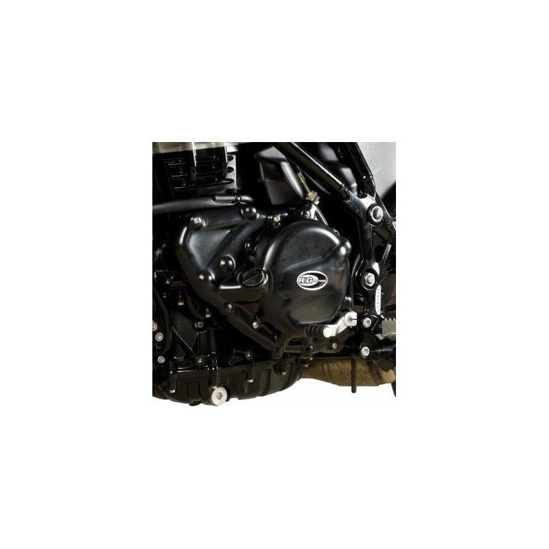 Couvre carter d'alternateur R&G Racing noir Kawasaki ZX-10R 11-18