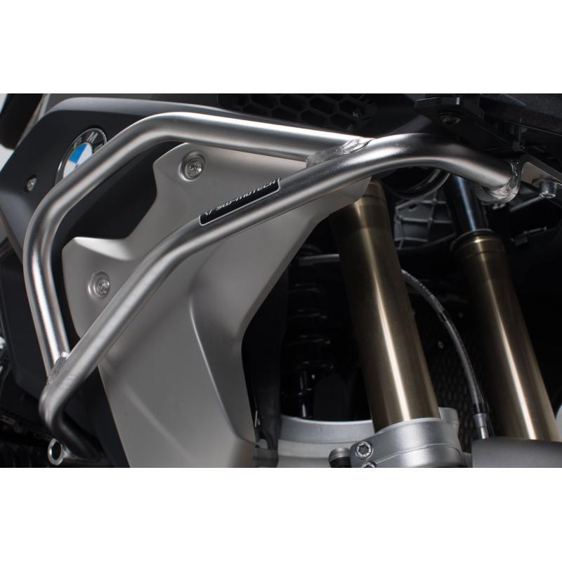 Crashbar haut SW-MOTECH inox BMW R 1200 GS 16-18 - 1