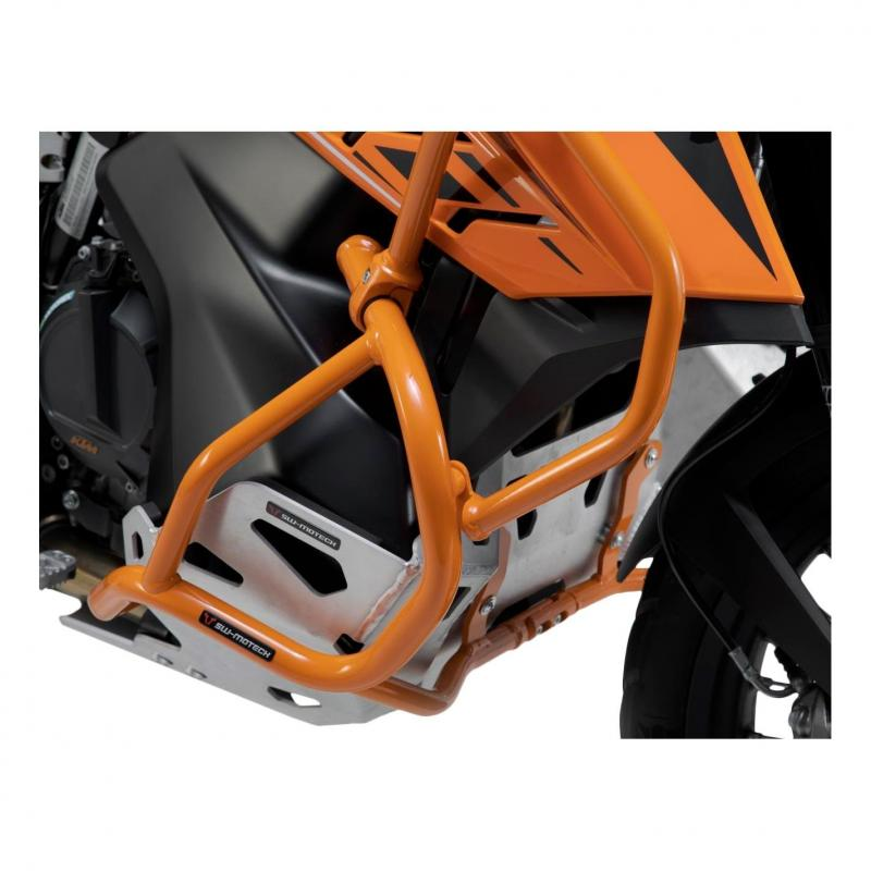 Crashbar orange SW-Motech KTM 790 Adventure 19-20 - 1