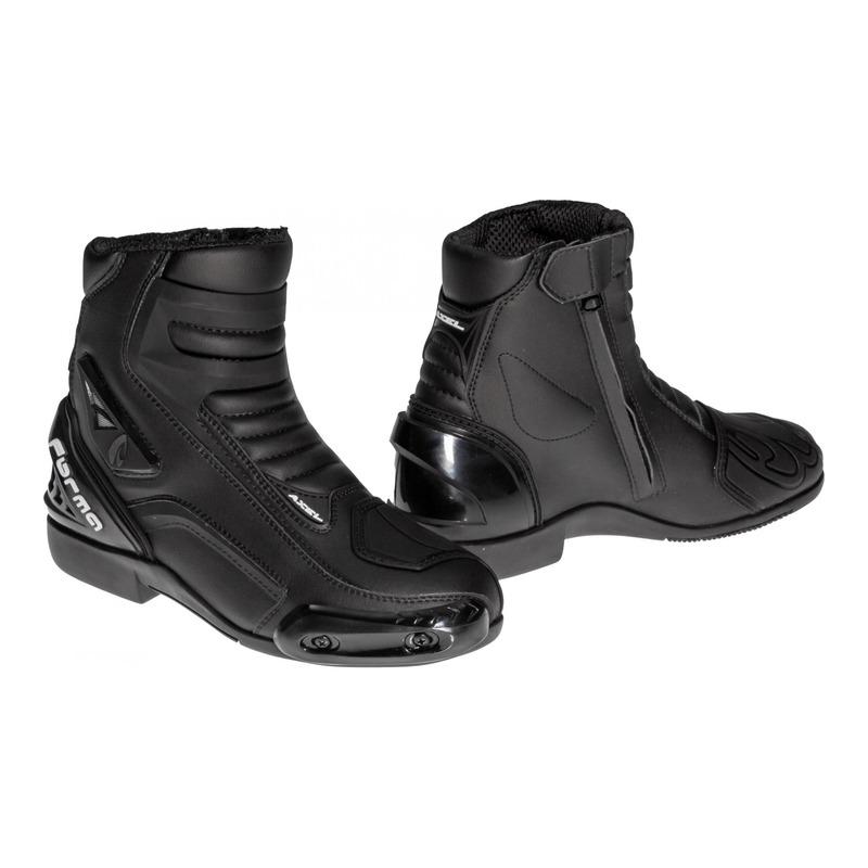 Demi-bottes Forma AXEL noir