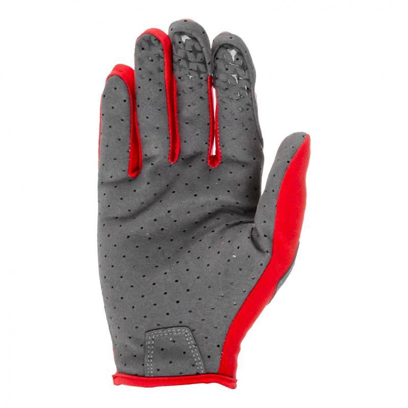 Gants cross Troy Lee Designs SE rouge - 1