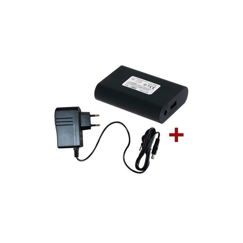 Kit batterie chargeur pour sous veste V'Quattro - 1