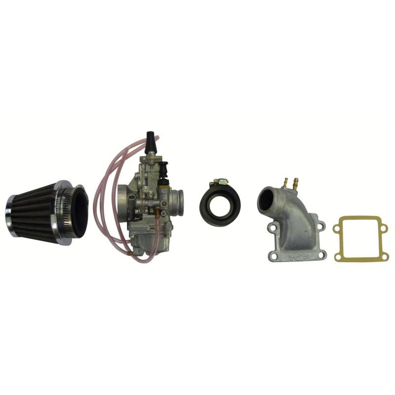 "Kit Carburation Top Performances ""TM24 Mikuni"" D.24mm MBK Booster/Stunt"