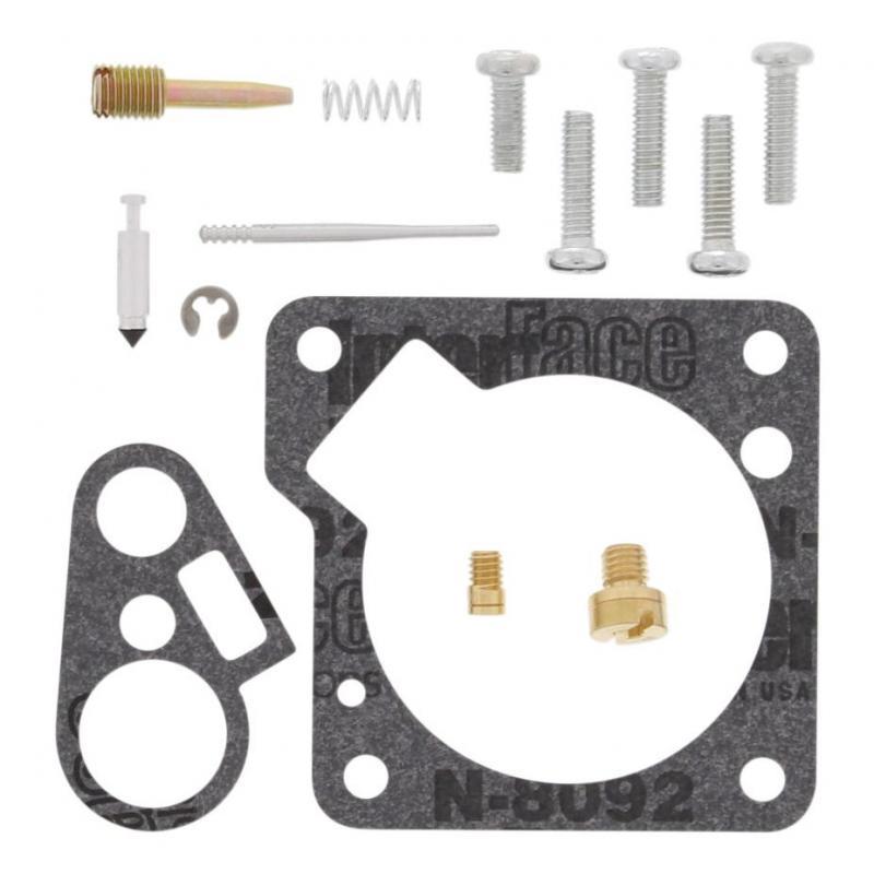 Kit réparation carburateur Moose Racing Yamaha 50 PW 82-18