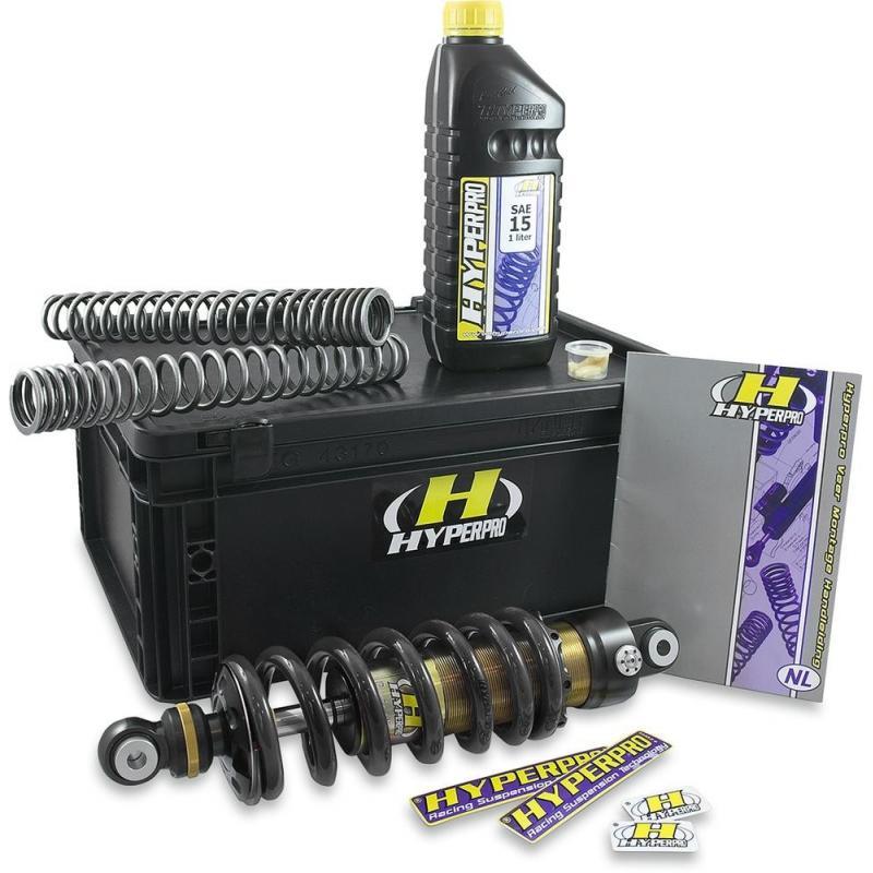 Kit suspensions Hyperpro Streetbox pour Honda XL 1000 V Varadero avec ABS 03-09
