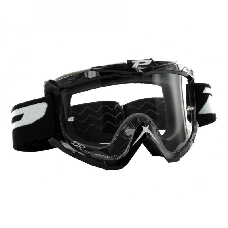 Masque cross Progrip 3301 noir