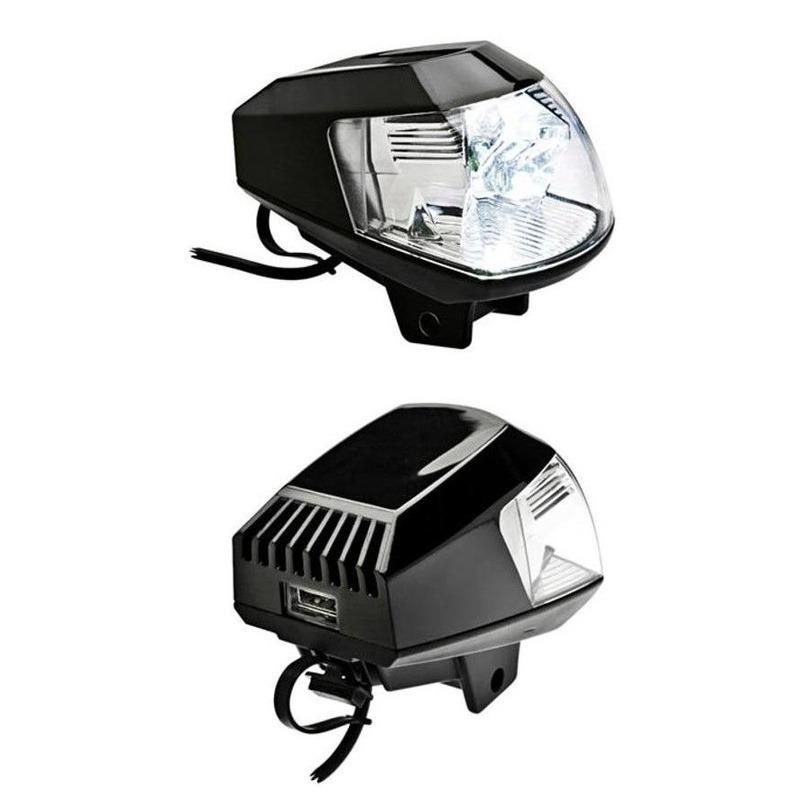 Phare projecteur feu additionnel Far à LED 12V Homologué