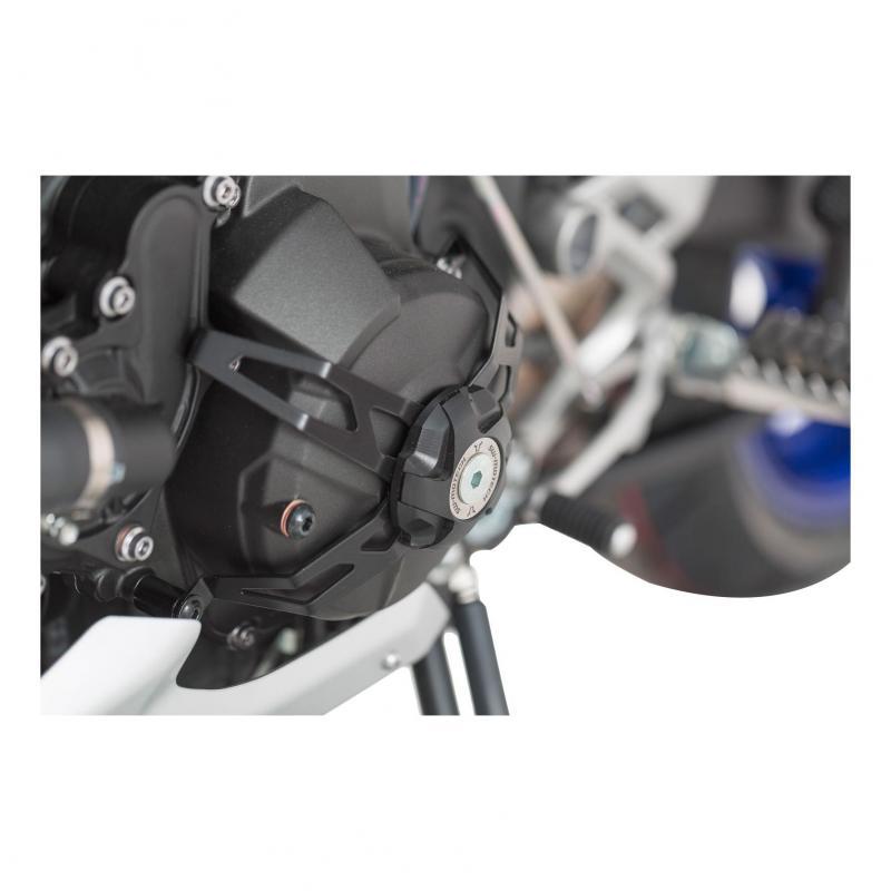 Protection de carter d'alternateur SW-MOTECH Yamaha MT-09 13- / XSR 900 16-