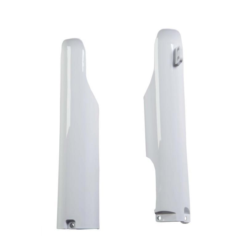 Protections de fourche Acerbis Yamaha 250 YZF 04-07 blanc (paire)