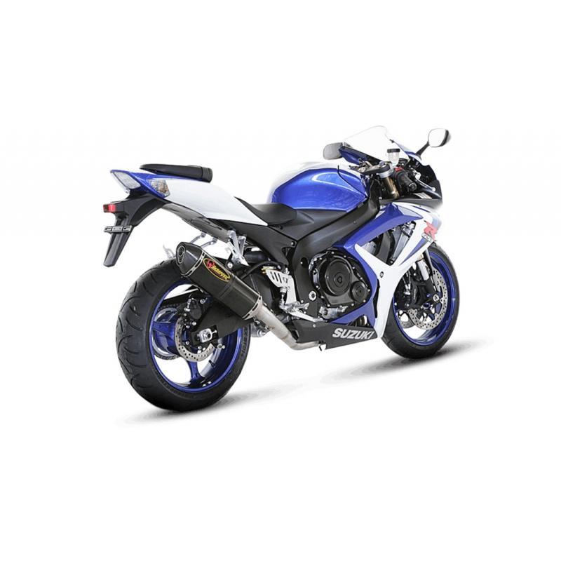 Silencieux Akrapovic Carbone Suzuki GSX-R 600 06-07