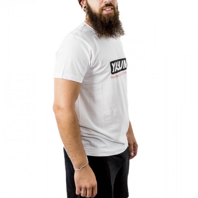 Tee shirt Yasuni blanc L - 1