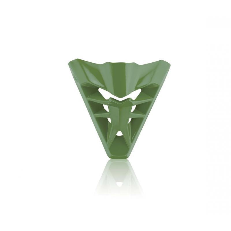 Ventilation avant Acerbis pour casque Profile 3.0 vert
