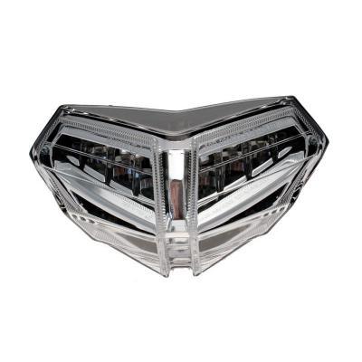 Feu arrière à LED avec clignotants intégrés pour Ducati 848 08-14