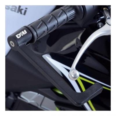 Protection de levier R&G Racing noire Kawasaki Z 650 17-18