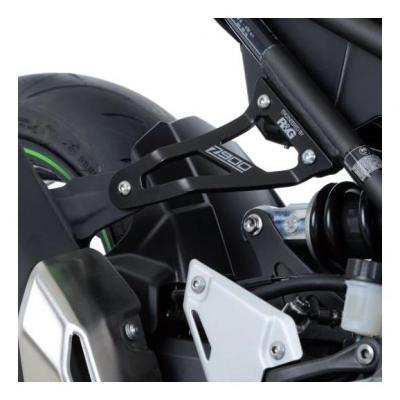 Kit de suppression de repose-pieds arrière R&G Racing Kawasaki Z 900 17-21