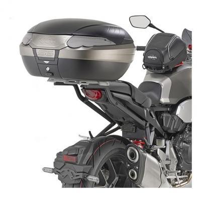 Support Kappa pour top case Monolock ou Monokey Honda CB 650R 2019