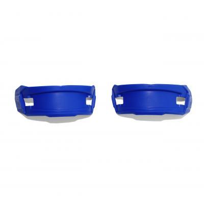 Pads caoutchouc Cycra pour plaque numéro frontale Stadium bleu