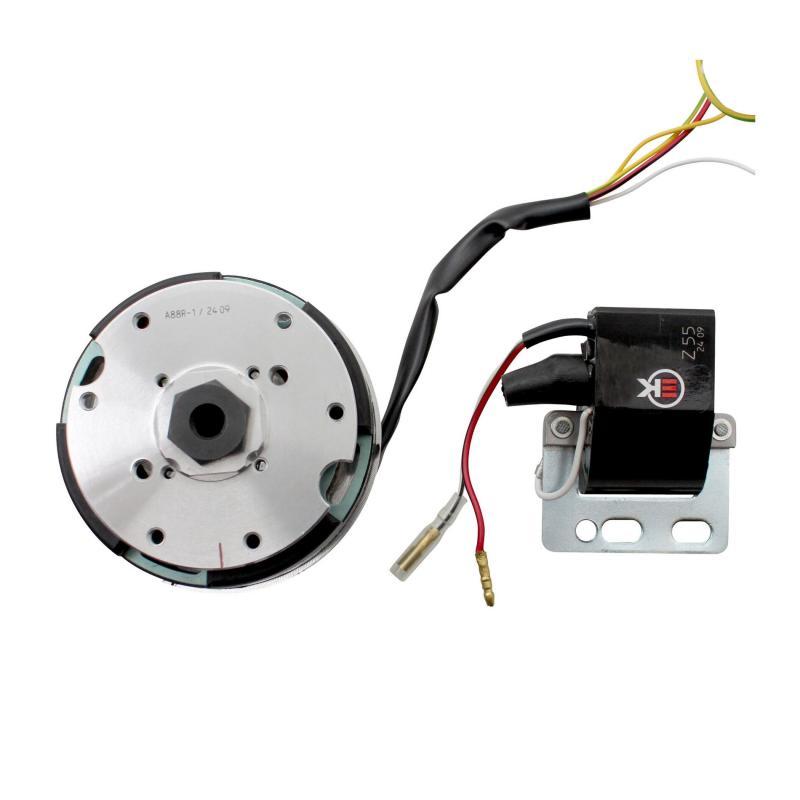 Allumage Artek k1 rotor interne avec éclairage pour Peugeot Ludix/Speedfight 3/jet force