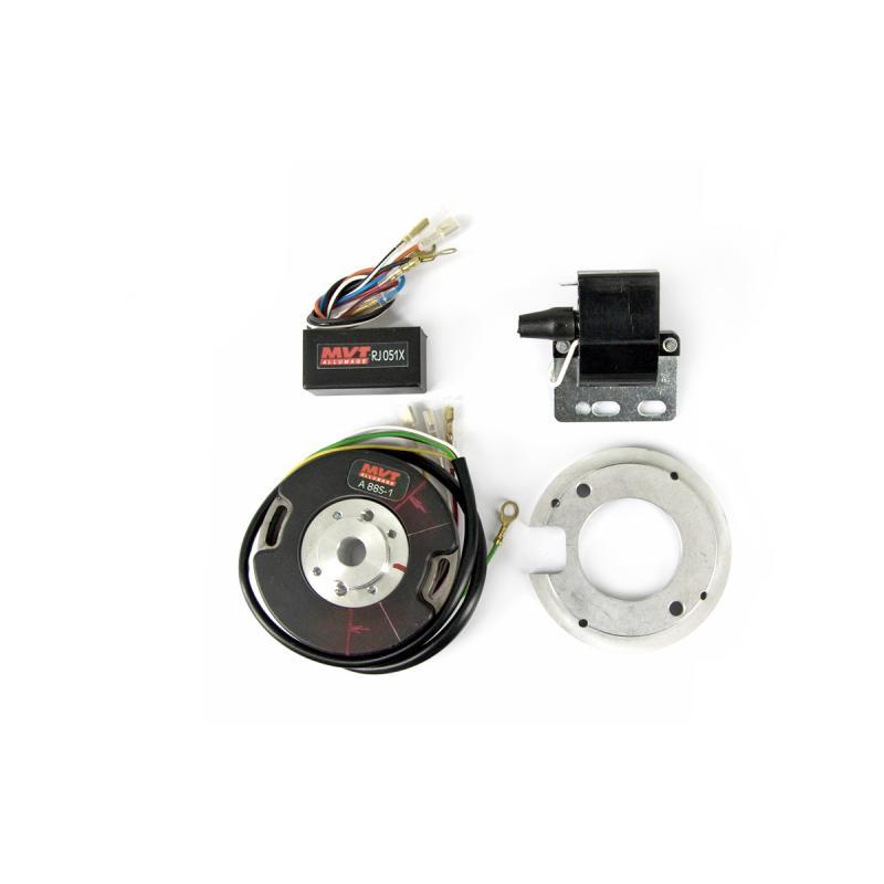 Allumage MVT Premium Rotor Interne avec éclairage MBK 51 PREM01