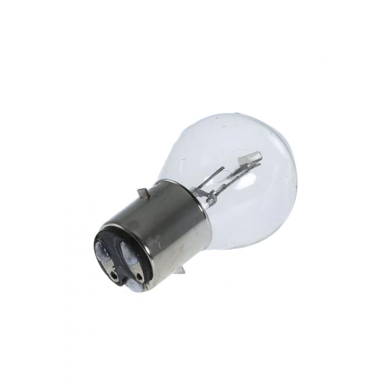 Ampoule 12v 25/25w ba20d b35 transparent