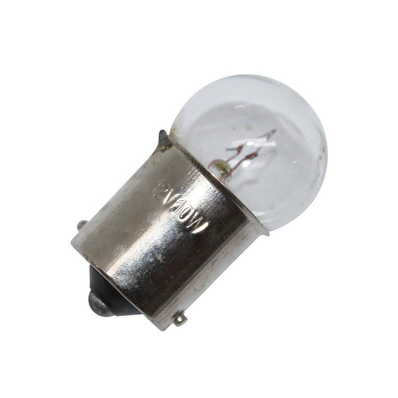 Ampoule BA15S G18.5 12V 10W