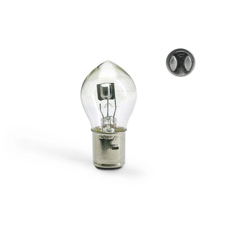 Ampoule BA20D 12V