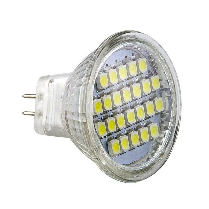 Ampoule dichroïque LED MR11 D.34
