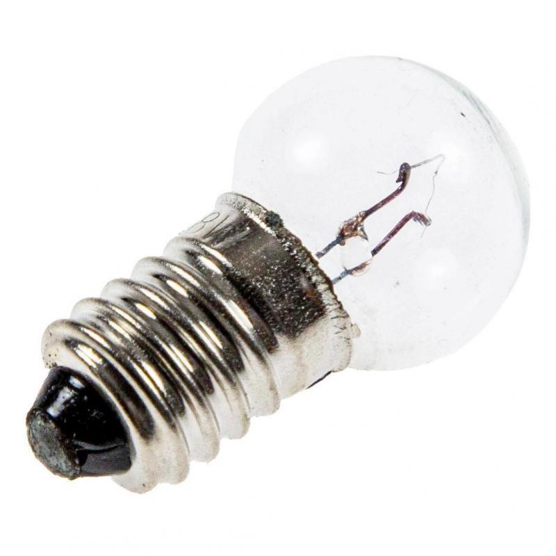 Ampoule E10 Feu Arrière 6V 1,8W