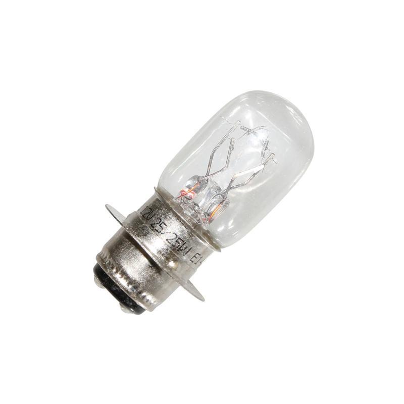 Ampoule Flosser 12V 25-25W culot P15D25 blanche