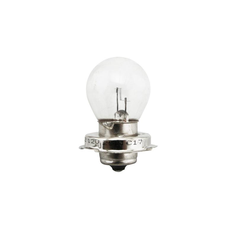 Ampoule Flosser 12V 25W SB25 culot P26S blanche