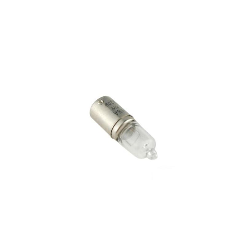 Ampoule H6W BAX9S Mini clignotant 12V 6W Blanche