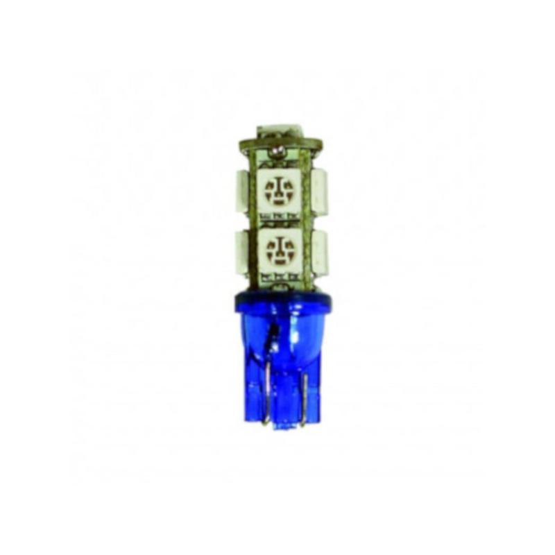 Ampoule Led T10W5W Bleu