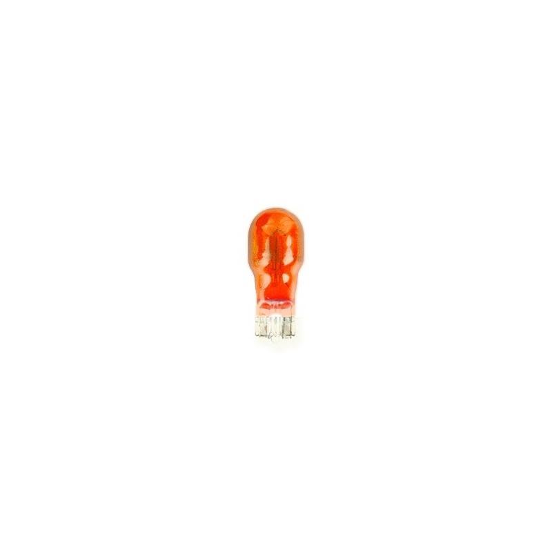 Ampoule Vicma T13 W2,1x9,5d 12V 21W Orange
