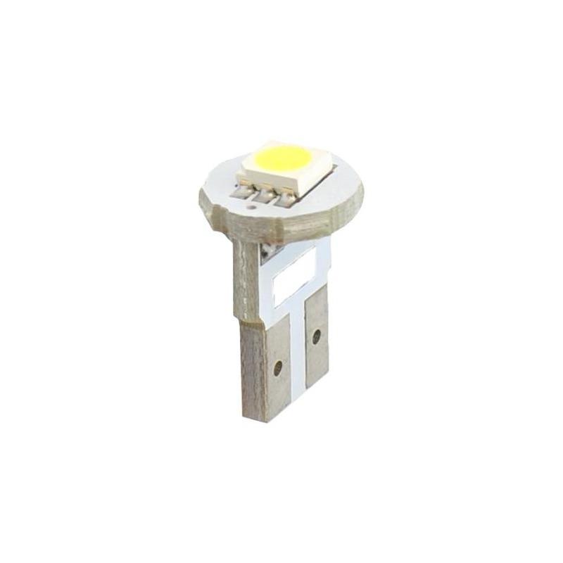 Ampoules à LED blanc W5W T10 12V 0.24W
