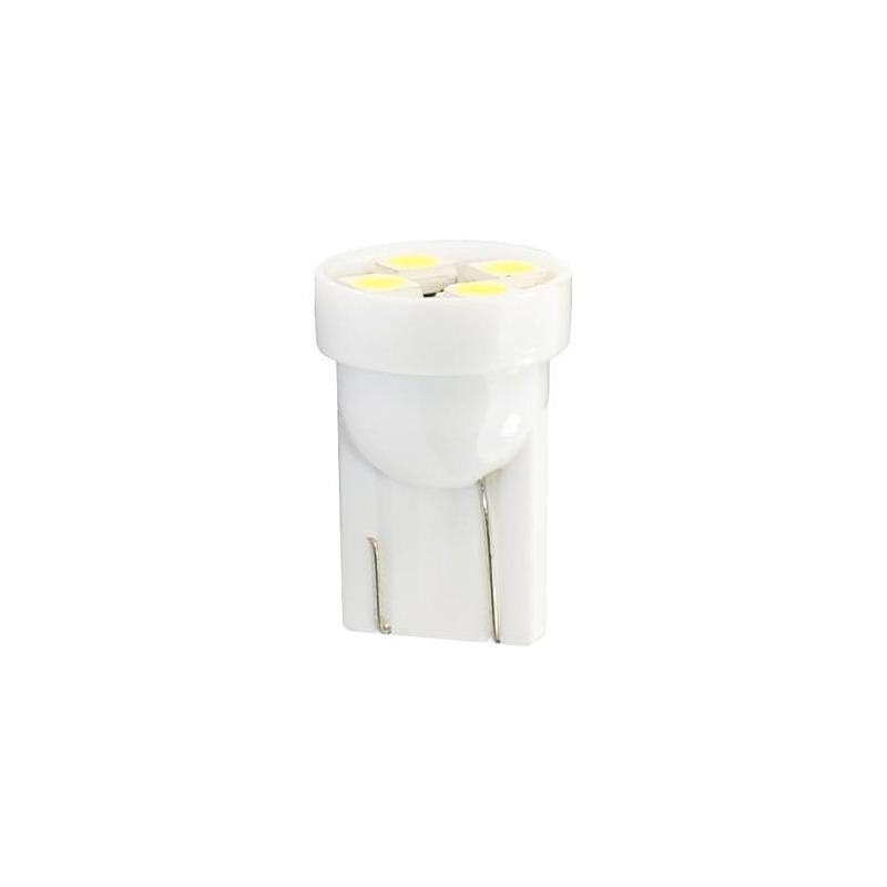 Ampoules à LED blanc W5W T10 12V 0.32 W