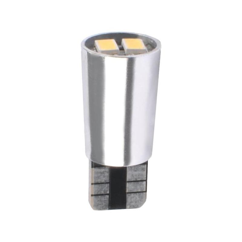Ampoules à LED blanc W5W T10 12V 1,68W