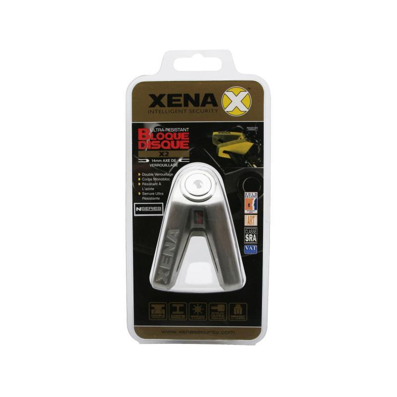Antivol bloque disque Xena X2 SRA