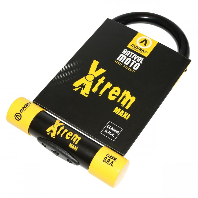 Antivol U Auvray Xtrem Maxi 110x230mm