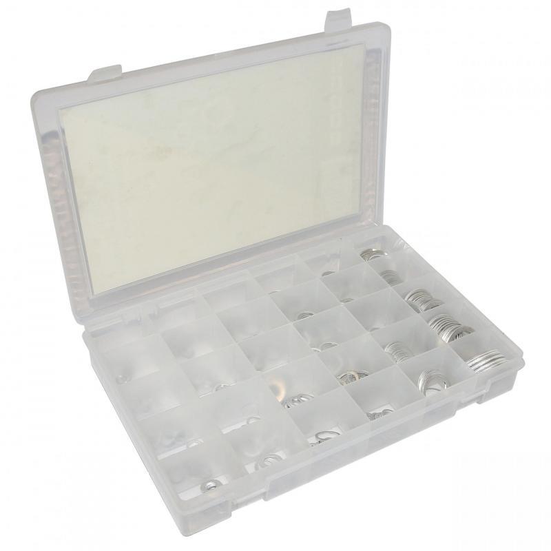 Assortiment de joints alu (x300)