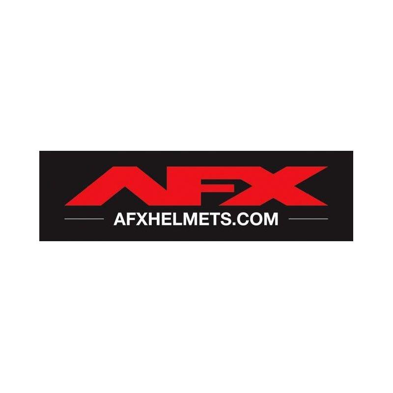 Autocollant Logo AFX 31,5cm x 9cm