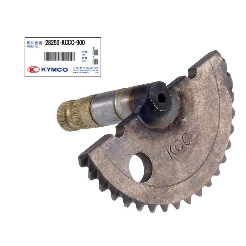 Axe de kick Kymco Super 8/Agility R16 28250-KCCC-900