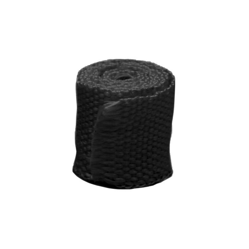 Bande thermique Acousta-Fil 50 mm x 7,5 m noire 550°C