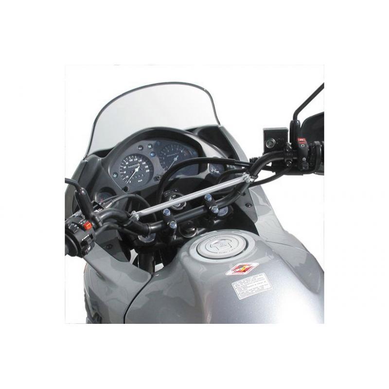 Barre de fixation SW-MOTECH ø12 mm gris pour guidon ø22 mm