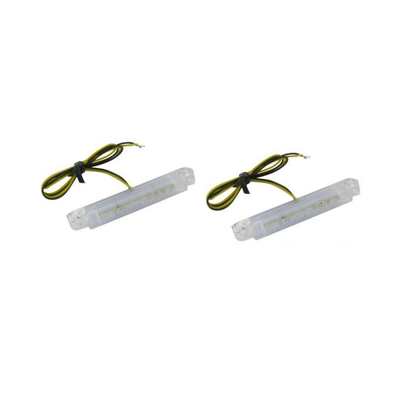Barrettes Replay à LED x2
