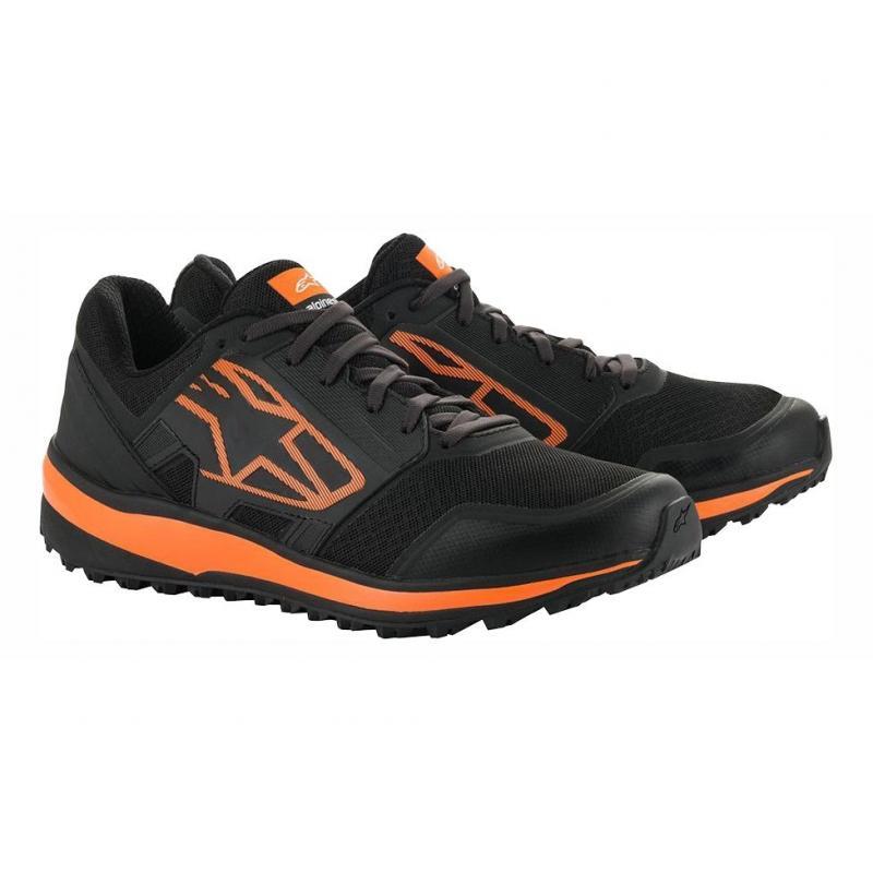 Baskets Alpinestars Meta Trail noir/orange