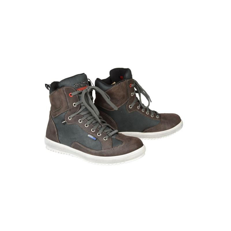 Baskets Booster Freedom anthracite/marron