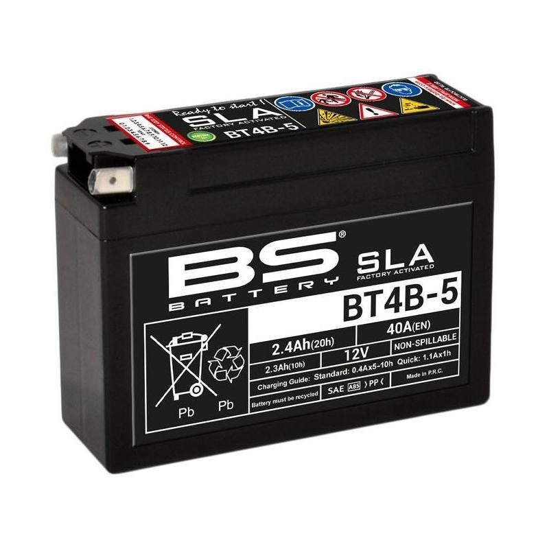 Batterie BS BATTERY BTX9 SLA sans entretien activ/ée usine