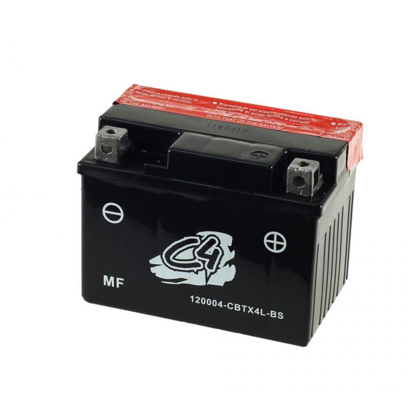 Batterie C4 CBTX4L-BS 12V 3Ah