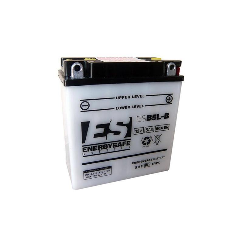 Batterie Energy Safe ESB5L-B 12 V / 5 AH Pack acide inclus